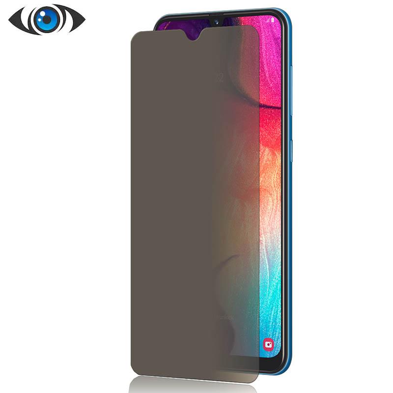 محافظ صفحه حریم خصوصی سامسونگ Tempered Anti-Spy Glass | Galaxy A50