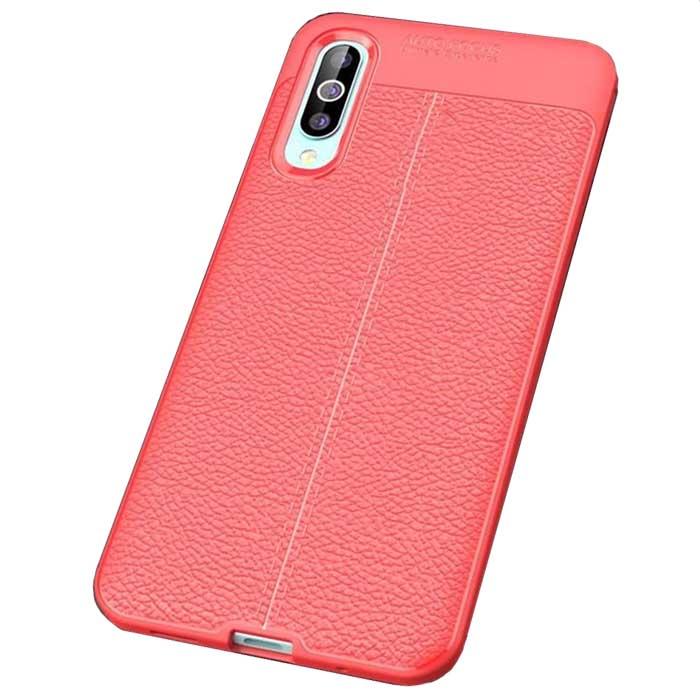 قاب اتو فوکوس سامسونگ Auto Focus Texture Case Galaxy A50s | A30s