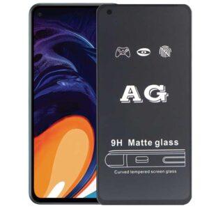محافظ صفحه نمایش مات سامسونگ Anti FingerPrint Full Matte Glass | Galaxy A60