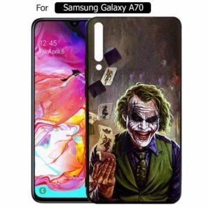 قاب طرح جوکر سامسونگ WK joker Design Case   Galaxy A70