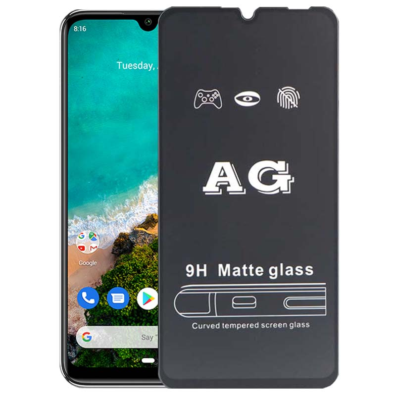 محافظ صفحه مات شیائومی Anti-Glare Matte Glass Xiaomi Mi A3 | Mi CC9e
