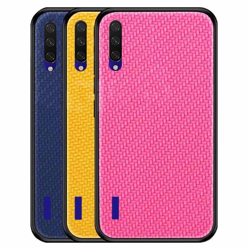 قاب حصیری شیائومی Grid Weave Cover Xiaomi Mi A3 | Mi CC9e