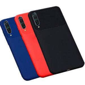 قاب سیلیکونی شیائومی Carbon Fiber Silicone Case Xiaomi Mi A3 | Mi CC9e