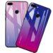 قاب شیشه ای براق شیائومی Glass Gradient Color Case | Xiaomi Redmi 6