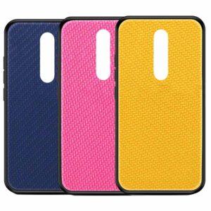 قاب حصیری شیائومی Grid Weaving Case Redmi K20 | k20 Pro