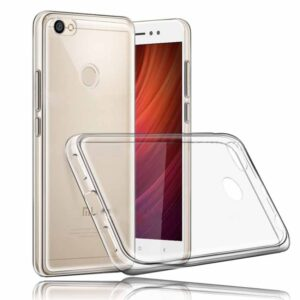 قاب ژله ای شفاف شیائومی Crystal Clear Transparent Case Redmi Note 5A | Y1