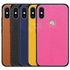 قاب حصیری شیائومی Grid Weaving Case Redmi Note 7 | Note 7 Pro