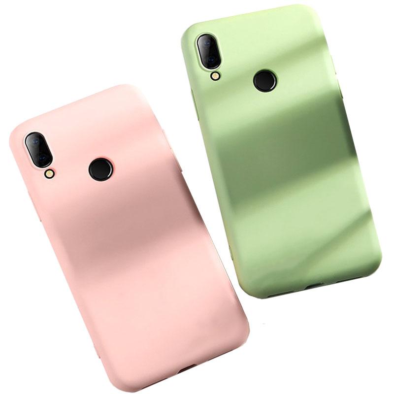 قاب اصلی سیلیکونی شیائومی Original Silicone Case Redmi Note 7 | Redmi Note 7 pro