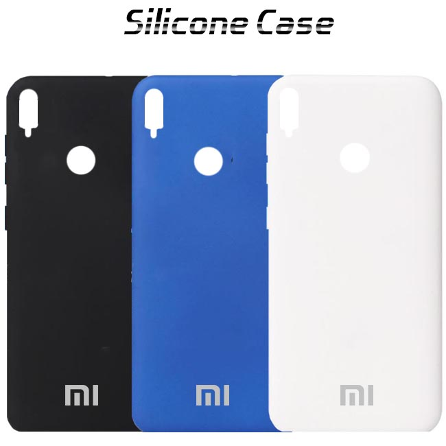 قاب سیلیکونی شیائومی Soft Silicone Case Redmi Note 7   Note 7 Pro
