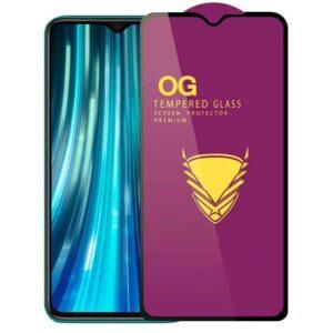 محافظ نمایشگر روکش سخت شیائومی OG Armor Glass | Redmi Note 8 Pro