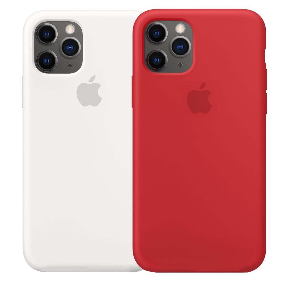 قاب سیلیکونی اصل آیفون Original Liquid Silicone Cover | iphone 11 Pro