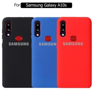 قاب سیلیکونی سامسونگ Original Soft Silicone Case | Galaxy A10s