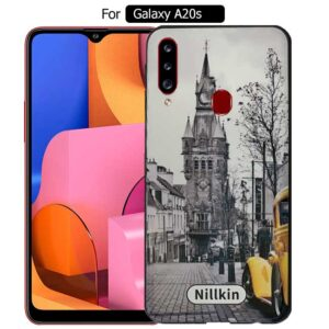 قاب براق سامسونگ Nillkin Designed City Cover | Galaxy A20s