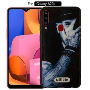 قاب طرح دارک سامسونگ Nillkin Dark Design Case | Galaxy A20s