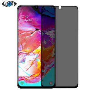 محافظ صفحه ضد جاسوسی سامسونگ Privacy Glass | Galaxy A70