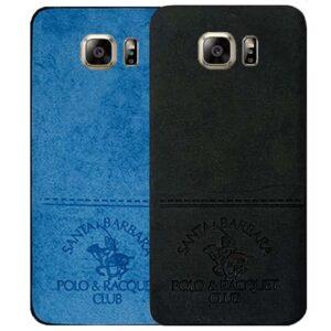 قاب گوشی پولو سامسونگ POLO Cloth Pattern Cover | Galaxy Note 5