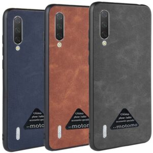 قاب چرم شیائومی Motomo Leather Cover Mi CC9E | Mi A3