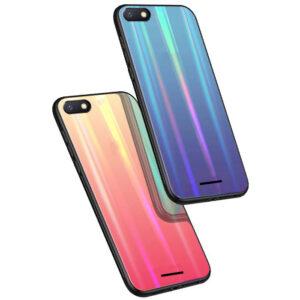 قاب لیزری براق شیائومی Baseus Glass Laser Case | Redmi 6A
