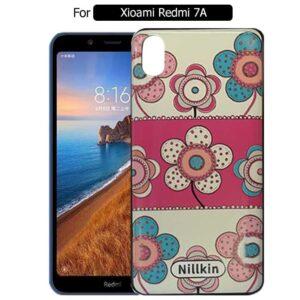 قاب طرحدار شیائومی Nillkin Colorful Designed Case | Redmi 7A