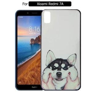 قاب براق شیائومی Painted Dog Style Case | Redmi 7A