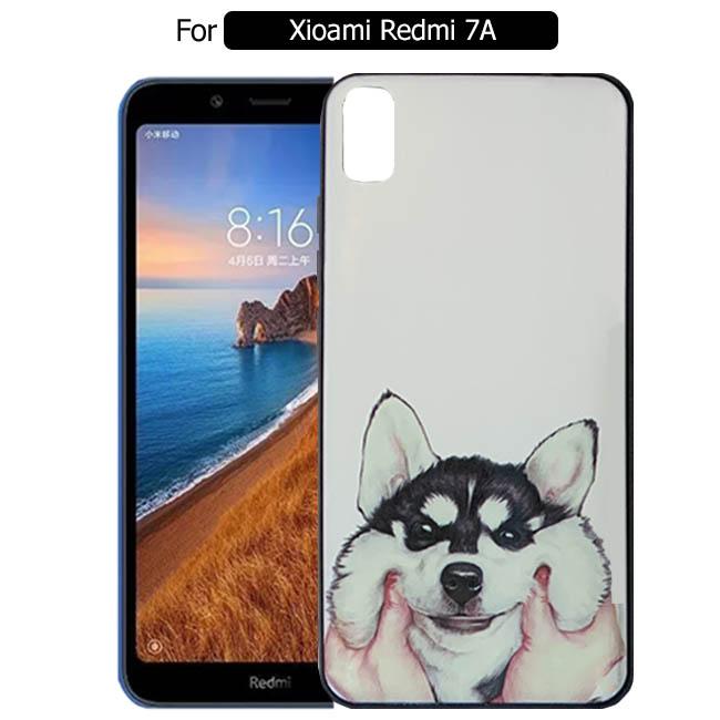 قاب براق شیائومی Painted Dog Style Case | Redmi 7A