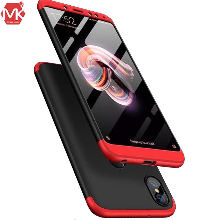 قاب 360درجه شیائومی Full Protection GKK Cover | Redmi Note 5 Pro