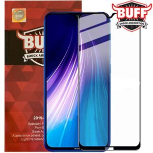 محافظ صفحه بوف شیائومی BUFF Specially Formulated Glass | Redmi Note 8