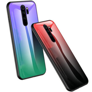 قاب شیشه ای شیائومی Gradient Color Glass Case | Redmi Note 8 Pro