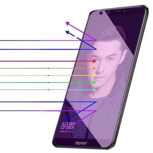 محافظ نمایشگر آنتی-بلو آنر Anti-Blue Glass | Honor 9 Lite