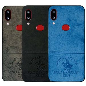 قاب گوشی پولو سامسونگ POLO Cloth Pattern Case | Galaxy A10s
