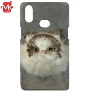 قاب خزدار سامسونگ KISSACASE Fur Cat Case | Galaxy A10s