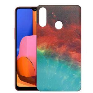 قاب طرح آسمان سامسونگ Colorful SKY Case | Galaxy A20s