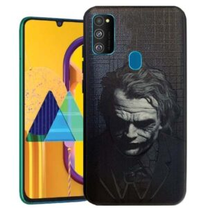 قاب جوکر سامسونگ Painted Matte joker Case | Galaxy M30s