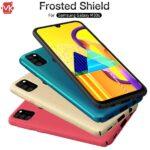 buy price samsung galaxy m30s super frosted shield matte nillkin case 1 قاب گوشی