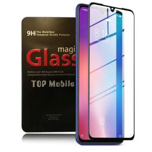 محافظ صفحه پوشش کامل شیائومی Magic 9D Glass | Mi 9 Pro 5G