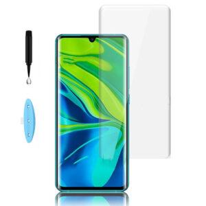 محافظ صفحه یو وی شیائومی UV Glass Mi Note 10 | Mi Note 10 Pro | Mi CC9 Pro