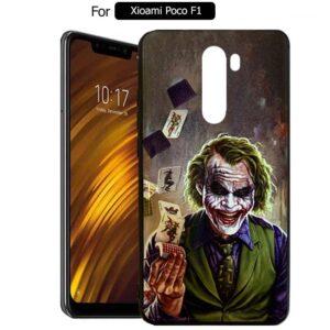 قاب جوکر شیائومی Painted joker Case | Pocophone | Poco F1