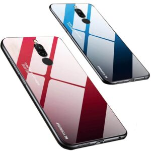قاب شیشه ای شیائومی Luxury Gradient Glass Case | Redmi 8