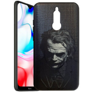 قاب طرحدار شیائومی TPU Designed Joker Cover | Redmi 8