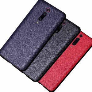 قاب چرم شیائومی Lichee Case Redmi K20 | K20 Pro | Mi 9T | Mi 9T Pro