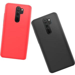 قاب اصلی سیلیکونی شیائومی Original Silicone Case | Redmi Note 8 Pro
