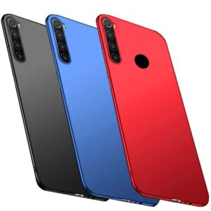 قاب ژله ای شیائومی Matte Frosted TPU Case | Redmi Note 8T