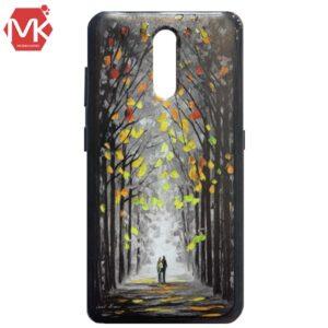 قاب براق طرح پاییز نوکیا TPU Fall Design Cover | Nokia 3.2