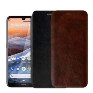 کیف مغناطیسی نوکیا Flip Stand Wallet Casing | Nokia 3.2