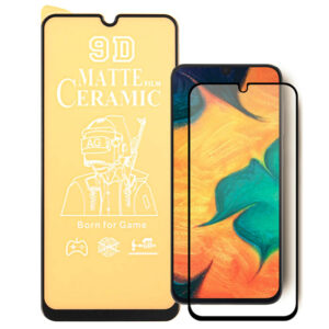 محافظ نمایشگر سرامیکی مات سامسونگ Ceramics Matte Film | Galaxy A50