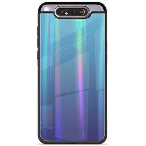 قاب براق لیزری سامسونگ Tempered Glass Laser Case | Galaxy A80