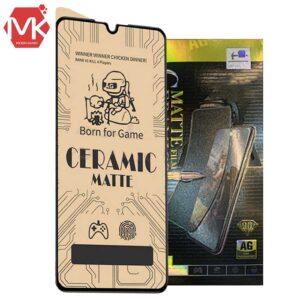 محافظ صفحه سرامیکی مات شیائومی Film Matte Ceramics | Mi 9 SE