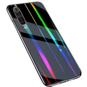 قاب لیزری شیشه ای شیائومی Baseus Glass Laser Case Mi A3 | CC9e