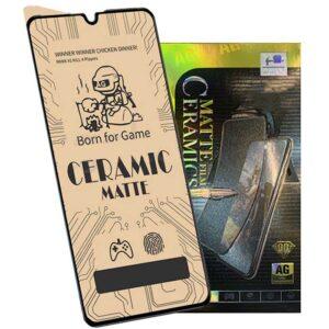 محافظ نمایشگر سرامیکی مات شیائومی Film Matte Ceramics Mi A3 | Mi CC9E