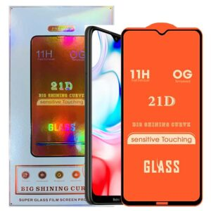 محافظ نمایشگر سخت شیائومی OG 21D Glass Redmi 8 | Redmi 8A